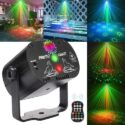 Mini RGB Disco Light