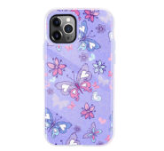 Dual Layer High Impact Protective Hybrid Hard Design Case for iPhone